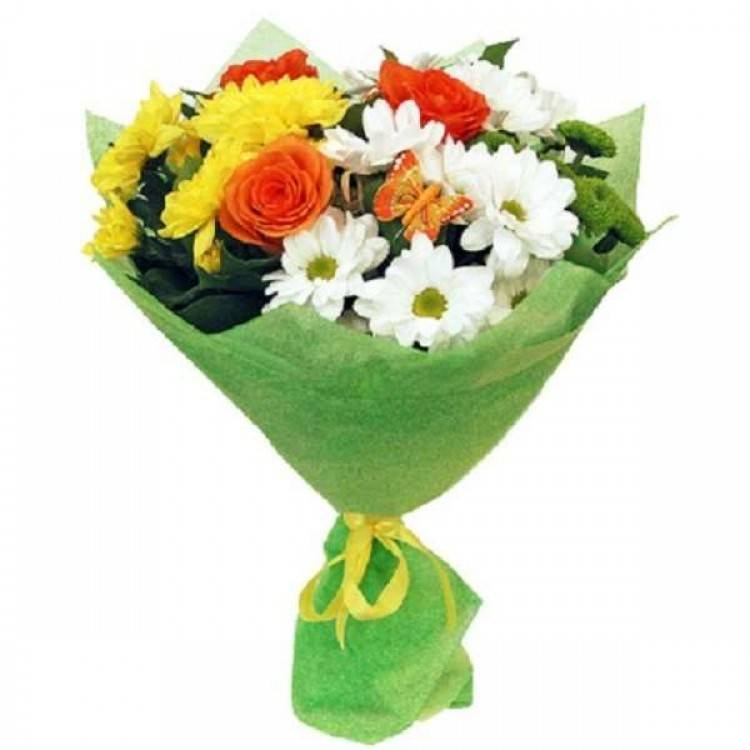 фото небольших букетов цветов обед